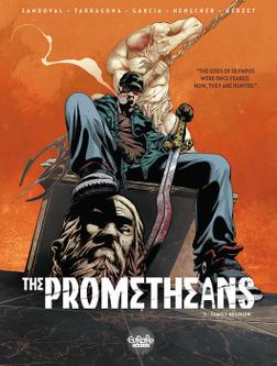 The Prometheans - Volume 1 - Family Reunion-電子書籍