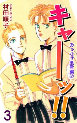 キャーッ!! (3)[おっかけ風雲編2]-電子書籍