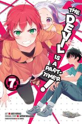 The Devil Is a Part-Timer!, Vol. 7