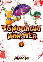 Tomodachi x Monster Vol. 2