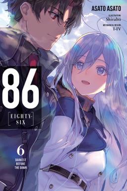 86--EIGHTY-SIX, Vol. 6