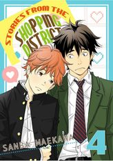 Stories from the Shopping District (Yaoi Manga), Chapter 4