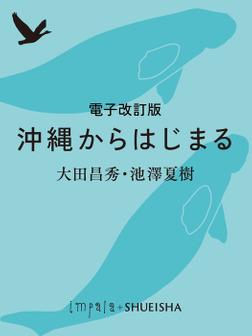 電子改訂版 沖縄からはじまる-電子書籍