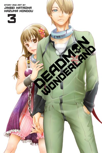 Deadman Wonderland, Vol. 3