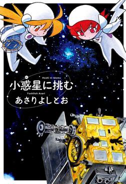 小惑星に挑む-電子書籍