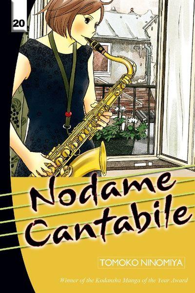Nodame Cantabile Volume 20