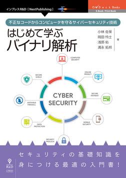 はじめて学ぶバイナリ解析 不正なコードからコンピュータを守るサイバーセキュリティ技術-電子書籍