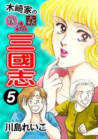 木崎家の嫁姑大姑 三國志(5)
