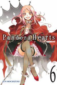 PandoraHearts, Vol. 6