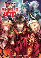 The Rising of the Shield Hero Volume 09