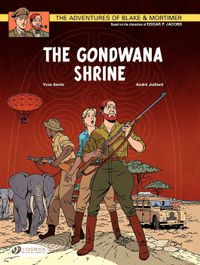 Blake & Mortimer - Volume 11 - The Gondwana Shrine