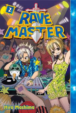 Rave Master Volume 2-電子書籍