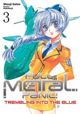Full Metal Panic! Volume 3