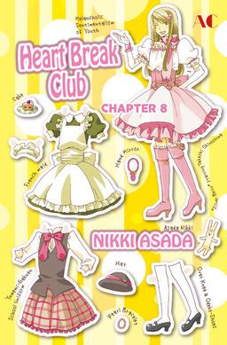 Heart Break Club, Chapter 8