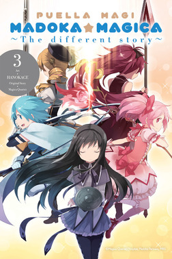 Puella Magi Madoka Magica: The Different Story, Vol. 3-電子書籍