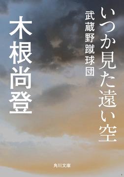いつか見た遠い空 武蔵野蹴球団-電子書籍