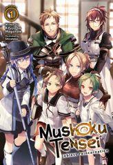 [Light Novel Bundle Set 30% OFF] Mushoku Tensei: Jobless Reincarnation Light Novel 1-13