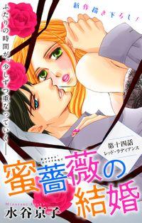 Love Silky 蜜薔薇の結婚 story14