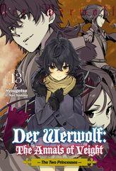 Der Werwolf: The Annals of Veight Volume 13