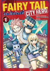 Fairy Tail: City Hero 1