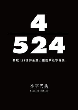 4/524 日航123便御巣鷹山墜落事故写真集-電子書籍