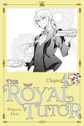 The Royal Tutor, Chapter 45