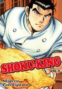 SHOKU-KING, Volume 9