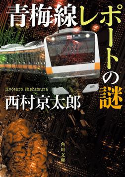 青梅線レポートの謎-電子書籍