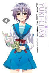 The Disappearance of Nagato Yuki-chan, Vol. 6
