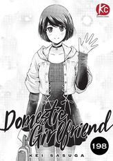 Domestic Girlfriend Chapter 198