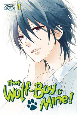 That Wolf-Boy is Mine! Complete Bundle
