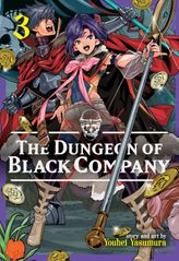 The Dungeon of Black Company Vol. 3