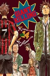 Giant Killing Volume 14