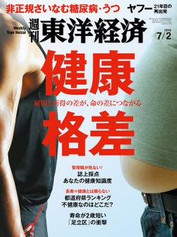 週刊東洋経済 2016年7月2日号-電子書籍