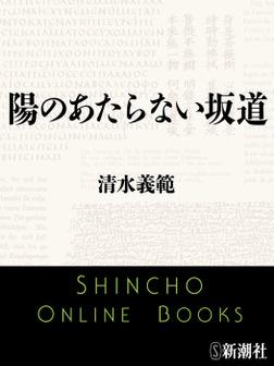 陽のあたらない坂道-電子書籍
