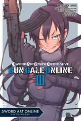 Sword Art Online Alternative Gun Gale Online, Vol. 3