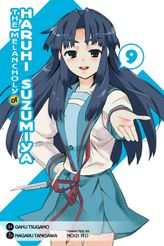 The Melancholy of Haruhi Suzumiya, Vol. 9 (Manga)