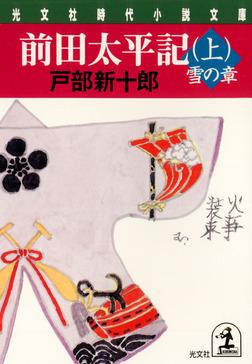 前田太平記(上)雪の章-電子書籍