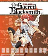 The Sacred Blacksmith Vol. 1: Bookshelf Skin [Bonus Item]