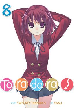 Toradora! Vol. 8