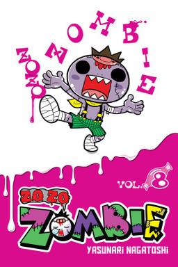 Zo Zo Zombie, Vol. 8