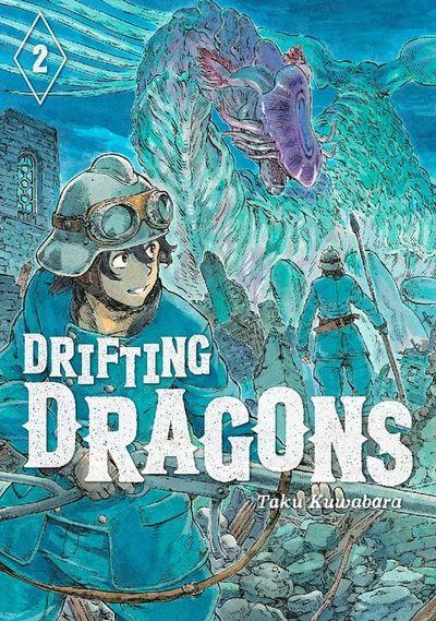 Drifting Dragons Volume 2