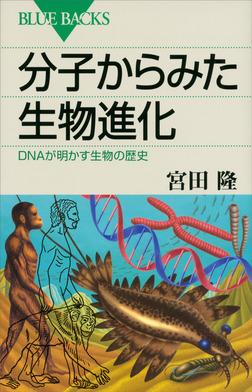 分子からみた生物進化 DNAが明かす生物の歴史-電子書籍