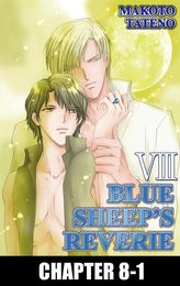 BLUE SHEEP'S REVERIE (Yaoi Manga), Chapter 8-1