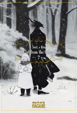The Girl From the Other Side: Siuil, a Run Vol. 7