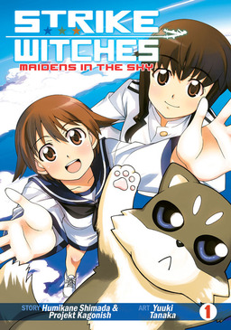 Strike Witches: Maidens in the Sky Vol. 1