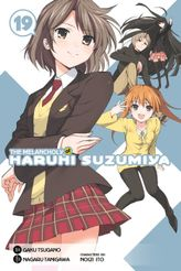 The Melancholy of Haruhi Suzumiya, Vol. 19