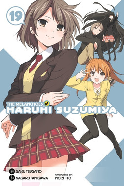 The Melancholy of Haruhi Suzumiya, Vol. 19 (Manga)-電子書籍