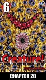 Creature!, Chapter 20