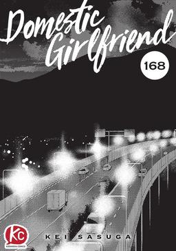 Domestic Girlfriend Chapter 168